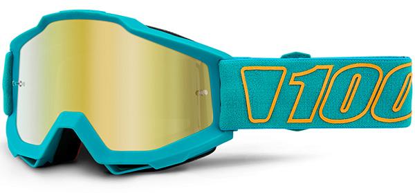 100% - Accuri Mirror Lens Goggle  BTO SPORTS 82d8f14eaa5d7