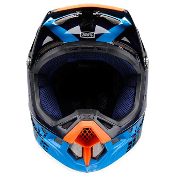 100% Aircraft Helmet Front