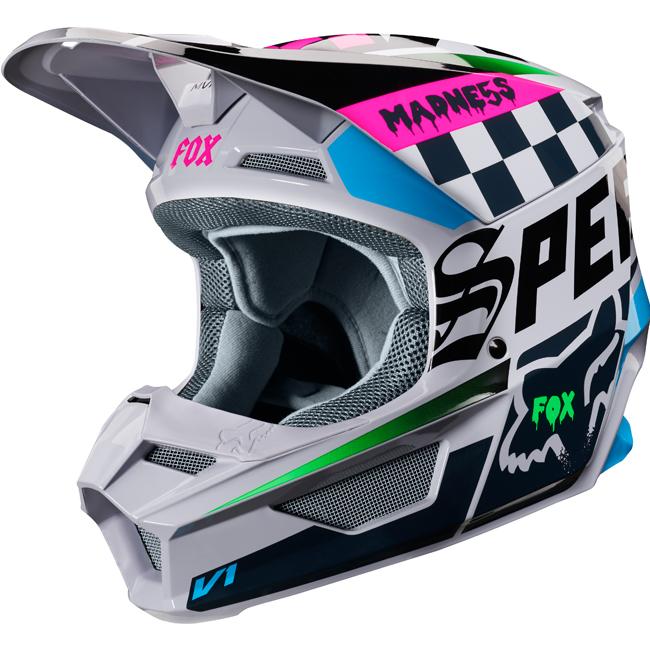 Fox V1 Czar Helmet
