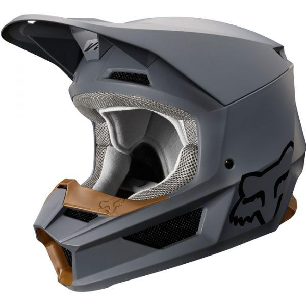 4b6b352a Fox Racing - V1 Matte Helmet: BTO SPORTS