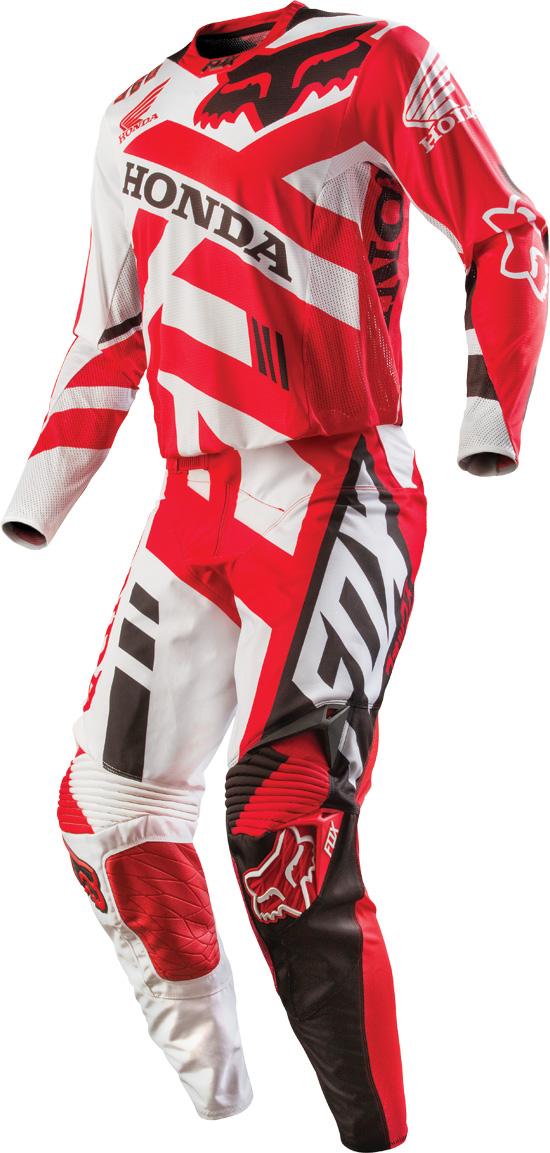Sports Bikes For Sale >> Fox Racing - 2016 360 Honda Jersey, Pant Combo: BTO SPORTS