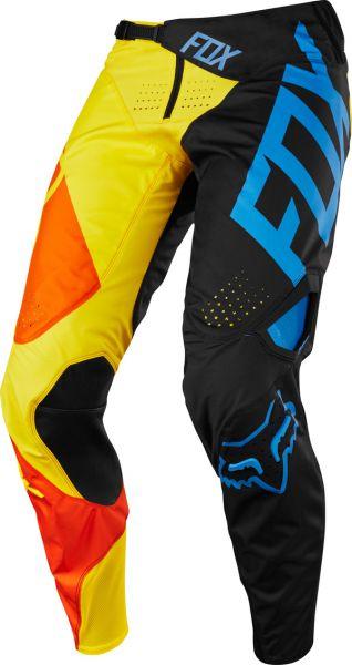 Sizes 32 Fox Flexair MTB Shorts 2018 34 Black/Yellow 36