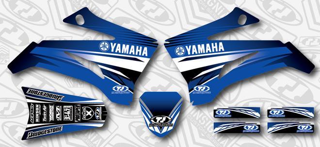 Yamaha Graphic Kits Graphic Kits Btosportscom
