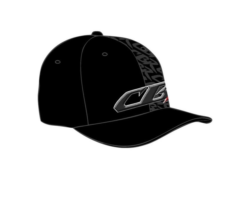 1742651b Honda Apparel - CBR Athletic Ball Cap: BTO SPORTS