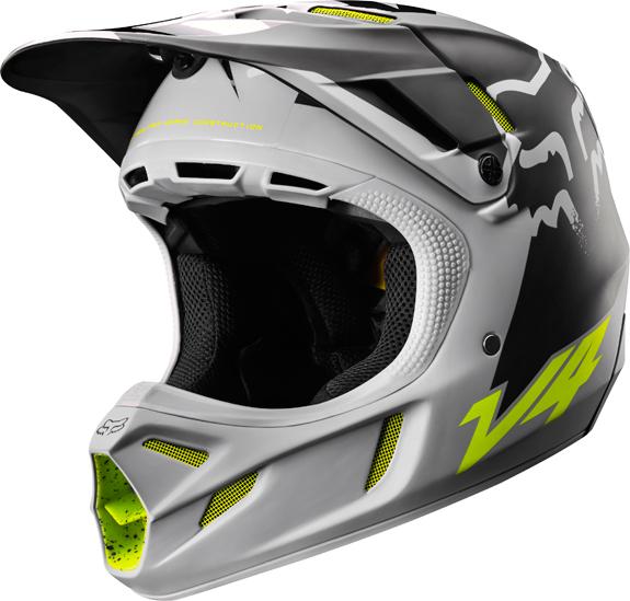 fox racing 2016 a1 v4 kroma le helmet bto sports. Black Bedroom Furniture Sets. Home Design Ideas