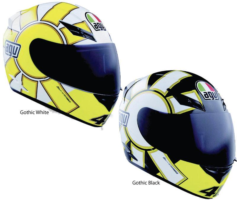 Agv K3 Series Gothic Helmets Bto Sports