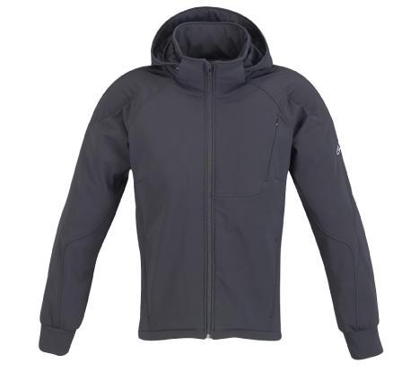180. Легкая куртка с капюшоном.  Сшита из мягкого флиса, на молнии...