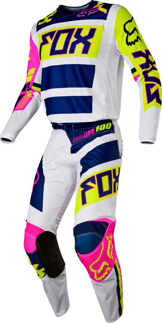Fox Racing 180 Falcon Jersey Pant Combo Bto Sports