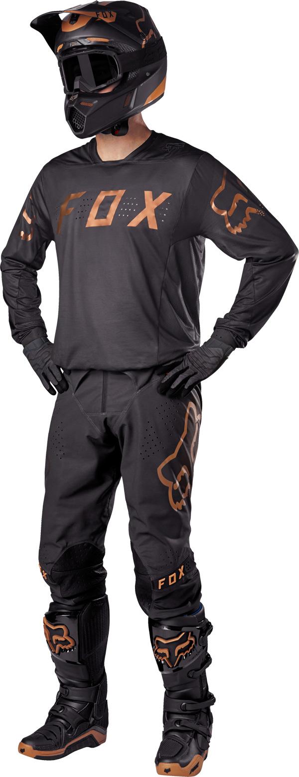 Fox Racing Flexair Copper Moth Le Jersey Pant Combo
