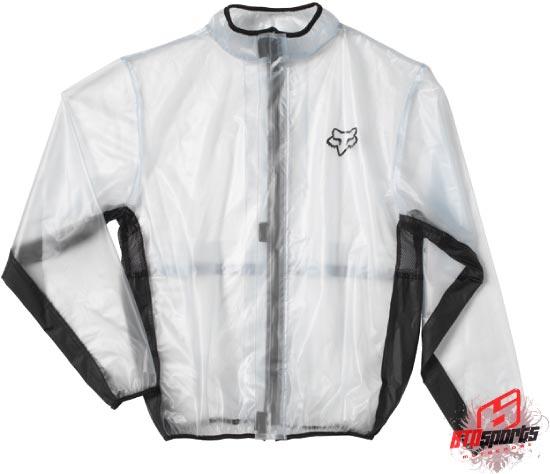 Fox Racing Mx Fluid Rain Jacket Bto Sports