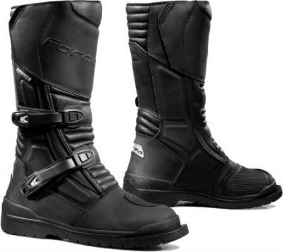 Sidi Gas Motorcycle Boot Size 38 Black
