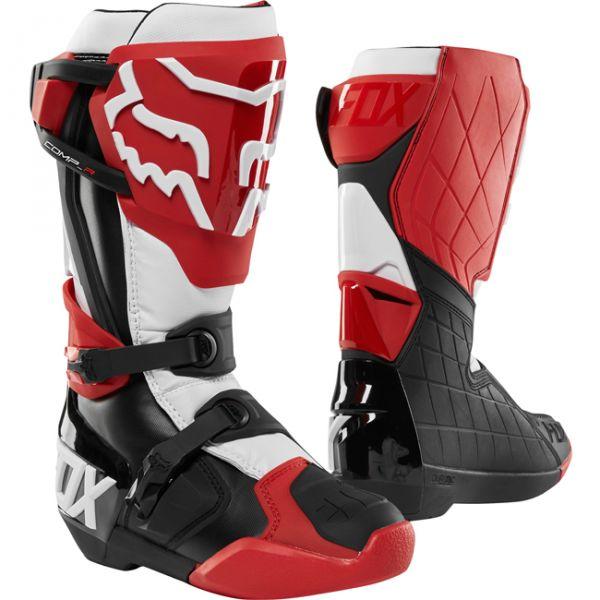 ff6d6ea5073 Fox Racing - 2019 Comp R Boots - Fox Racing - Comp R Boots Color:NavyOrange  Size:10
