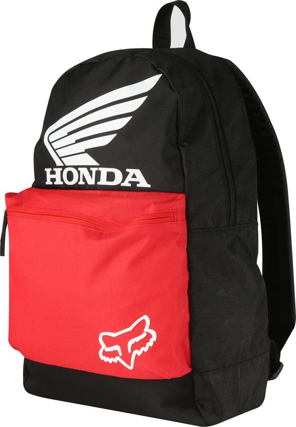 Fox Racing Honda Kick Stand Backpack Bto Sports