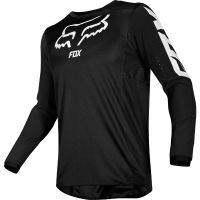 Fox Racing Mens Black Defend Thermo Dirt Bike Hooded Jersey MX ATV 2020