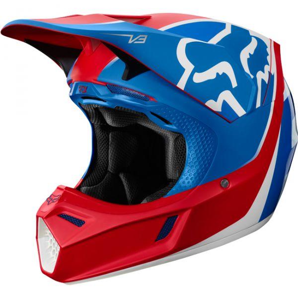 Fox V3 Helmet >> Fox Racing 2019 V3 Kila Helmet Fox Racing V3 Kila Helmet Color Grey Size S