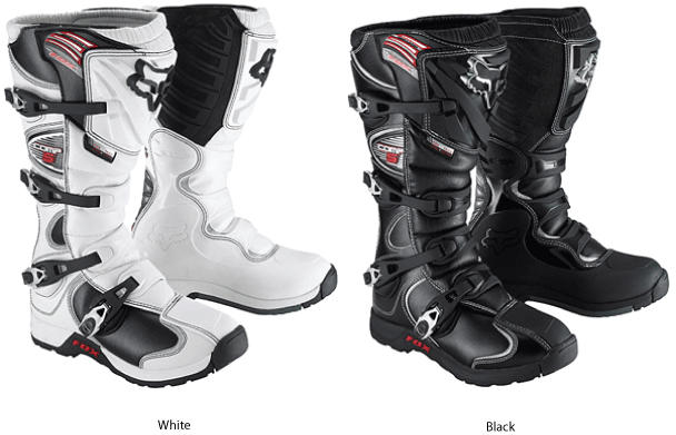 Comp 5 Shorty Boots Quick View Fox Comp 5 Boots