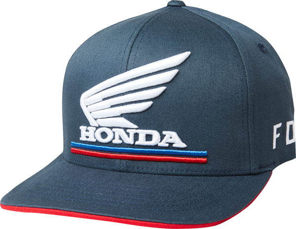 251f886fe9a1aa Fox Racing - Fox/Honda Flexfit Hat: BTO SPORTS