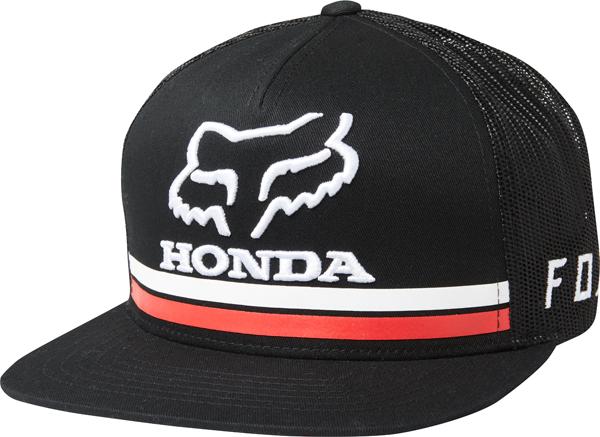 super popular deaae 45d1a Fox Racing - Fox Honda Snapback Hat  BTO SPORTS