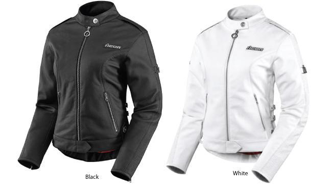 Icon - Hella Leather Jacket: BTO SPORTS
