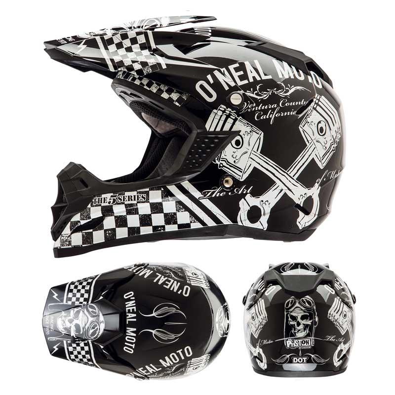 o 39 neal 2013 5 series piston helmet youth bto sports. Black Bedroom Furniture Sets. Home Design Ideas