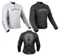 Women's Motorcycle Jackets, Ladies Street Bike Jacket - BTO Sports