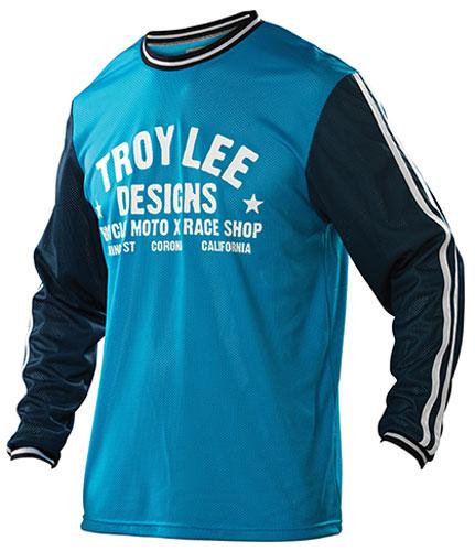 Troy Lee Designs - 2015 Super Retro Jersey  BTO SPORTS b07ce9d23