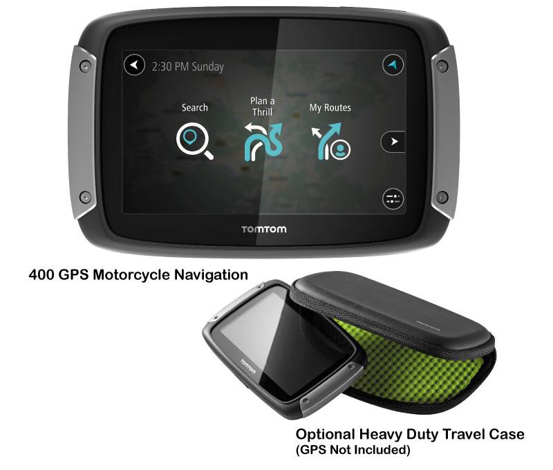 tomtom rider 400 gps motorcycle navigation bto sports. Black Bedroom Furniture Sets. Home Design Ideas
