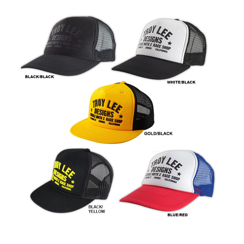 Troy Lee Designs- Race Shop Hat  BTO SPORTS 36463bc83f9