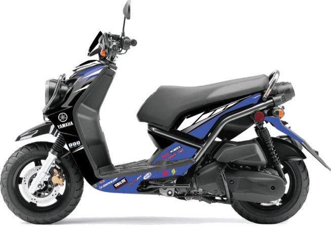 Yamaha Zuma 70cc Kit Complete |Yamaha Zuma Snow Kit