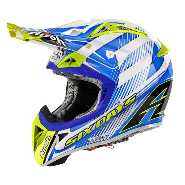 Agv Sport Twist Gloves: Aviator 2.1 ISDE 6 Days Argentina Helmet: BTO SPORTS