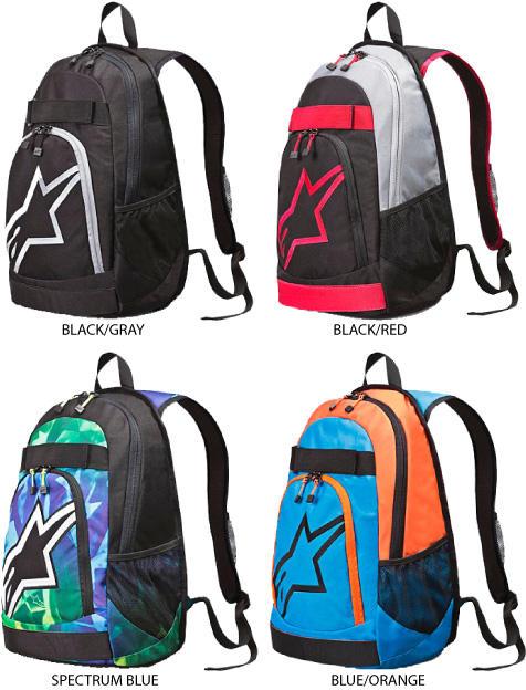 Alpinestars - Defender Backpack: BTO SPORTS