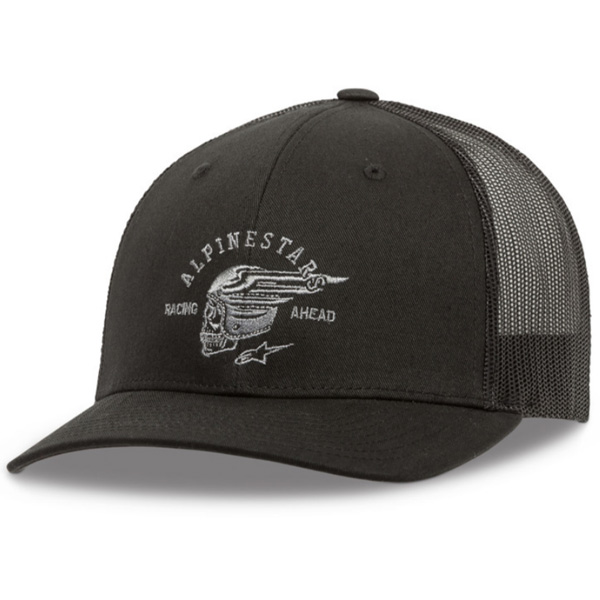 Alpinestars - Skullision Trucker Hat  BTO SPORTS 2e70522efb95