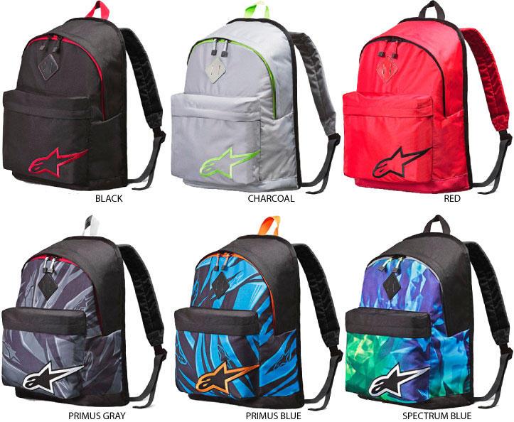 Alpinestars - Starter Backpack: BTO SPORTS