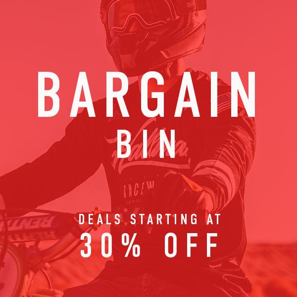Bargain Bin Sale