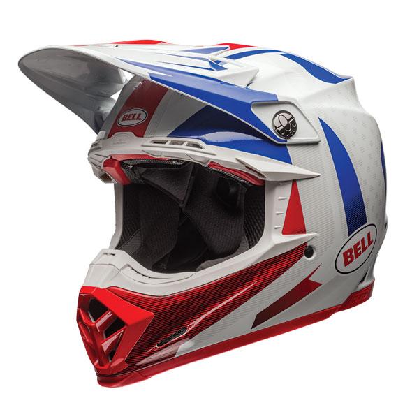 bell moto 9 carbon flex vice helmet bto sports. Black Bedroom Furniture Sets. Home Design Ideas