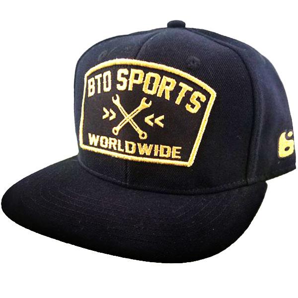 dde9f1ee BTO Sports - Prestige Snapback Hat: BTO SPORTS