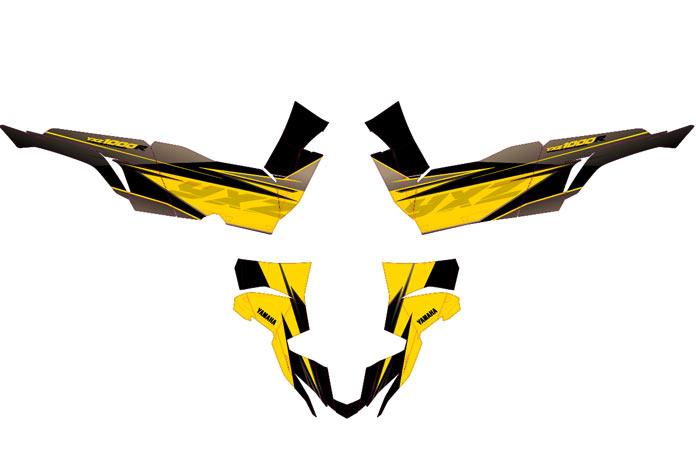 Motocross UTV Graphic Kits, Dirt Bike UTV Graphic Kits - BTO