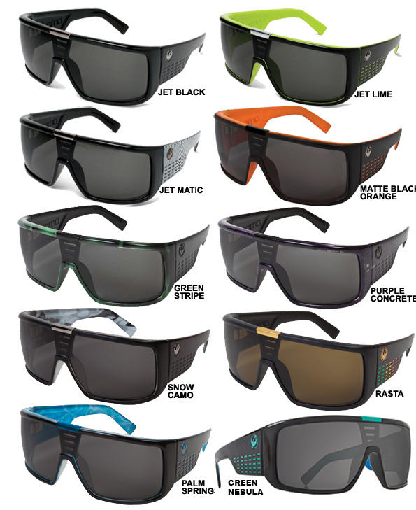 1778b4cd7c Dragon - Domo Sunglasses  BTO SPORTS