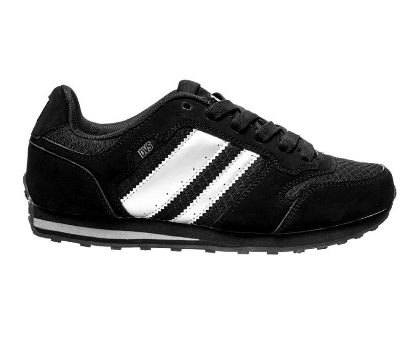 DVS Shoes Ignition CT Black/Nubuck - YouTube
