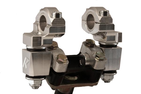 ROX Speed FX Elite Anti-Vibration Risers 2 Inch