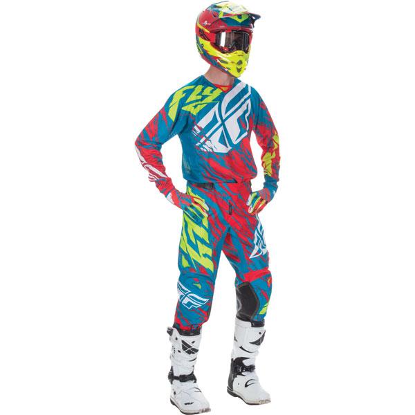Fly Racing Kinetic Relapse Jersey Pant Combo Set MX Riding Gear MX//ATV//BMX 2017