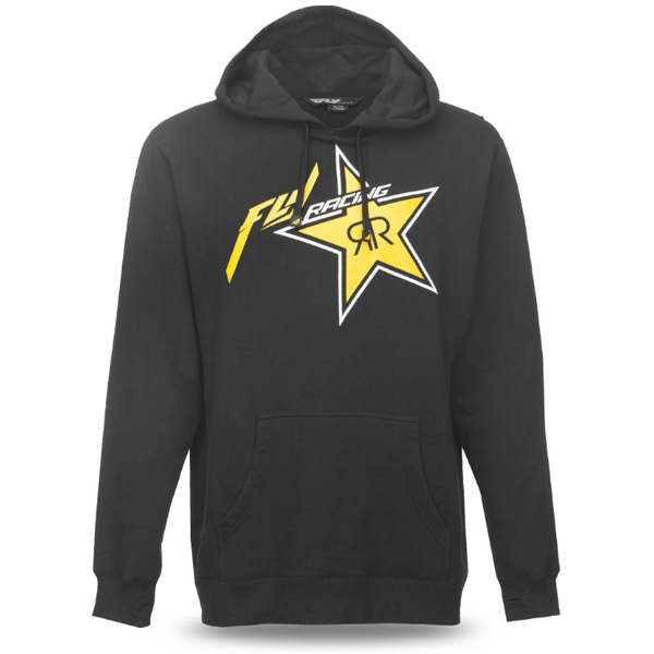 fly racing rockstar hoodie bto sports. Black Bedroom Furniture Sets. Home Design Ideas
