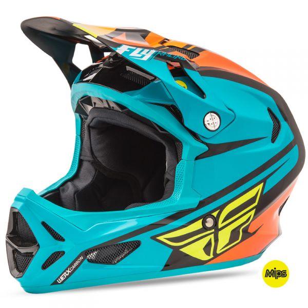 Fly Racing - Werx Rival MIPS Helmet (Bicycle): BTO SPORTS