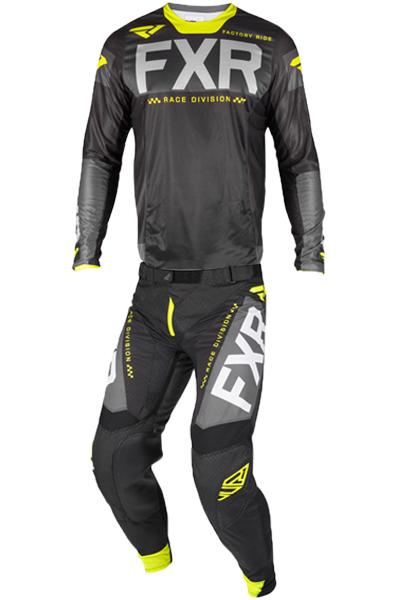 FXR - Helium MX Jersey, Pant Gear Combo: BTO SPORTS