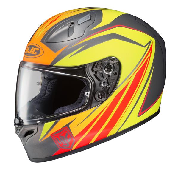hjc fg 17 thrust helmet bto sports. Black Bedroom Furniture Sets. Home Design Ideas