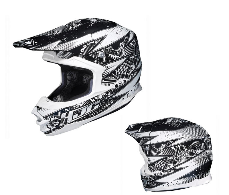HJC FG-X Driven Helmet