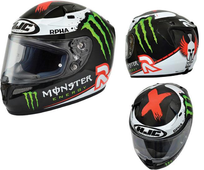 hjc rpha 10 lorenzo replica helmet bto sports. Black Bedroom Furniture Sets. Home Design Ideas