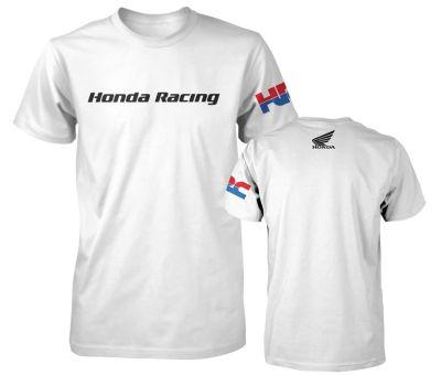 e2d3e56a256 Honda Apparel - Racing Collection HRC White Tee: BTO SPORTS
