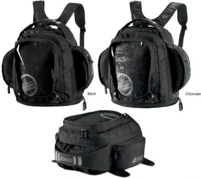 Icon Urban Tank Bag Bto Sports
