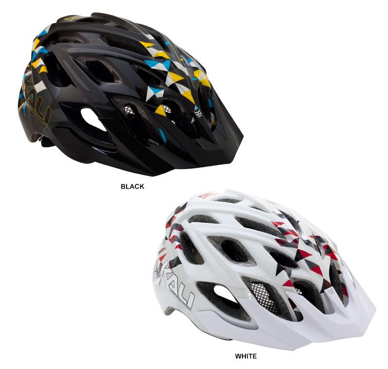Kali protectives helmet